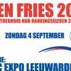 Open Fries 4 september: kom jij ook?