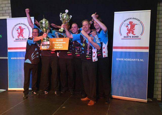 Ouwe Vat 1 Nederlands Kampioen 2017